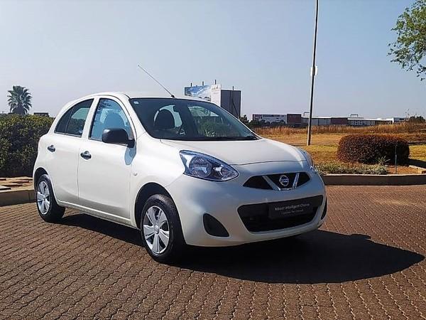 2020 Nissan Micra 1.2 Active Visia Mpumalanga Witbank_0