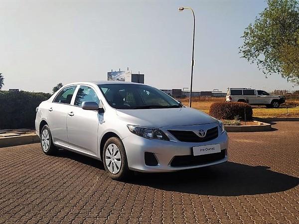 2017 Toyota Corolla Quest 1.6 Auto Mpumalanga Witbank_0