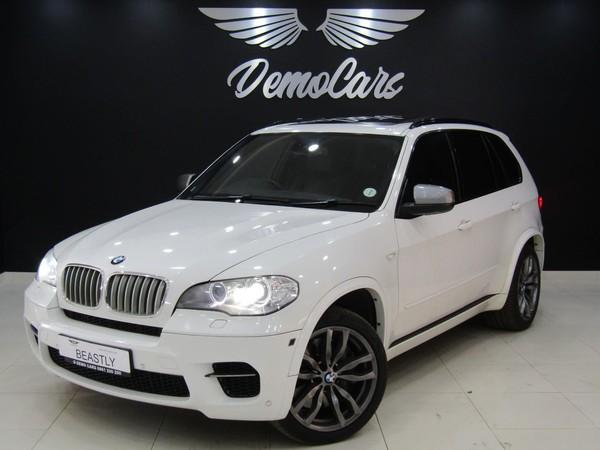 2012 BMW X5 M50d  Gauteng Pretoria_0