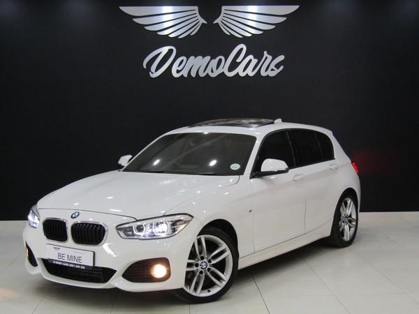 2015 BMW 1 Series 120d M Sport 5-Door Auto Gauteng Pretoria_0
