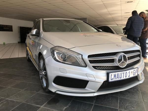 2014 Mercedes-Benz A-Class A 220 Cdibe At  Gauteng Boksburg_0