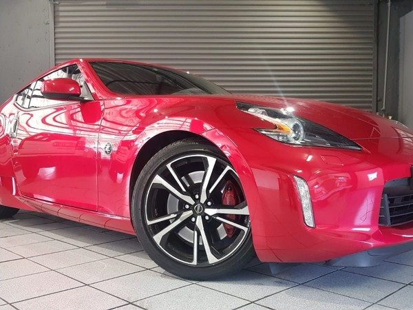 2019 Nissan 370z Coupe At  Gauteng Bryanston_0