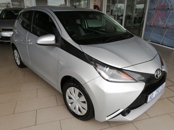 2016 Toyota Aygo 1.0 5-Door Kwazulu Natal Richards Bay_0