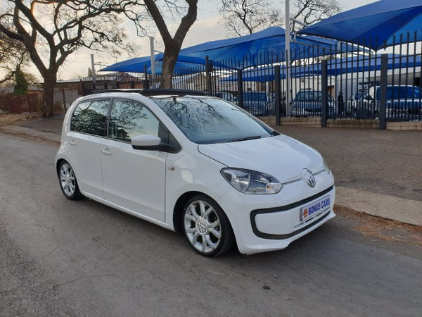 2016 Volkswagen Up Take UP 1.0 5-Door Gauteng Pretoria West_0