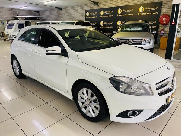 2014 Mercedes-Benz A-Class A 200 Be At  Western Cape Paarl_0