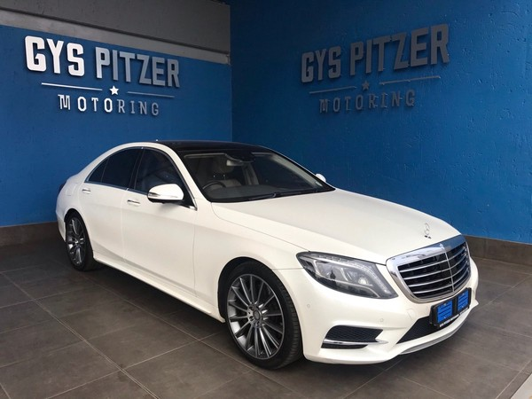 2015 Mercedes-Benz S-Class S500 BE Gauteng Pretoria_0
