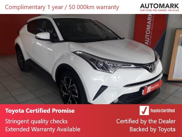 2019 Toyota C-HR 1.2T Plus CVT Gauteng Springs_0