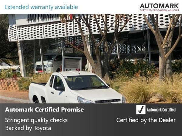2017 Chevrolet Corsa Utility 1.4 Sc Pu  Gauteng North Riding_0