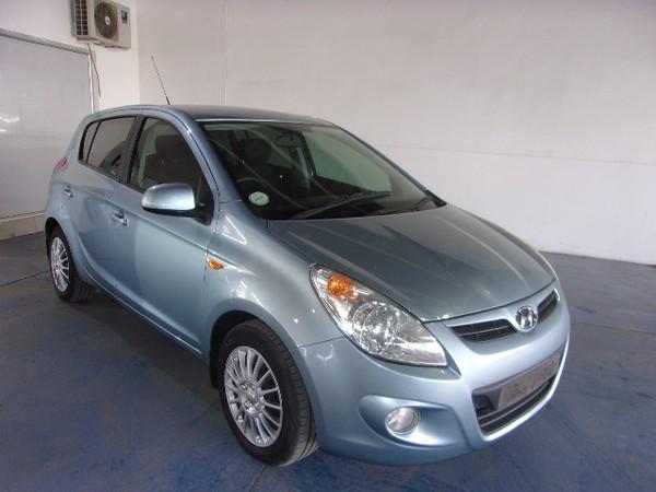 2011 Hyundai i20 1.6  Free State Kroonstad_0