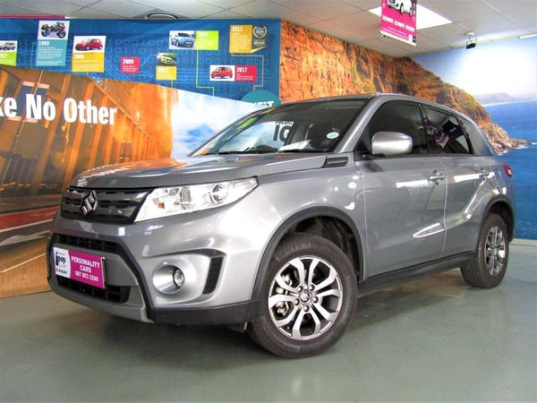 2017 Suzuki Vitara 1.6 GL  ALLGRIP Gauteng Johannesburg_0
