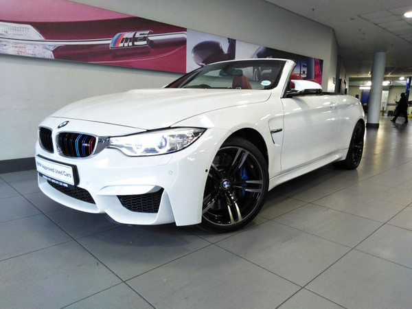 2014 BMW M4 Convertible Gauteng Four Ways_0