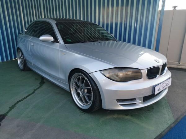 2009 BMW 1 Series 125i Coupe At  Kwazulu Natal Bluff_0