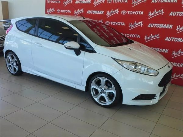 2013 Ford Fiesta ST 1.6 Ecoboost GDTi Western Cape George_0