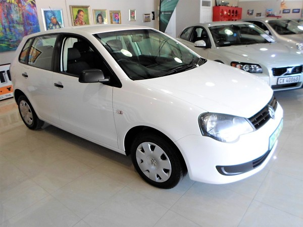 2014 Volkswagen Polo Vivo 1.4 Trendline 5Dr Western Cape Knysna_0