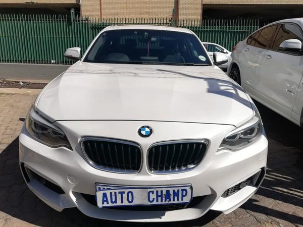 2015 BMW 2 Series 220i Modern Line Auto Gauteng Johannesburg_0