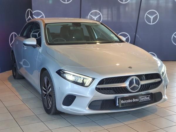 2020 Mercedes-Benz A-Class A 200 Auto Gauteng Johannesburg_0