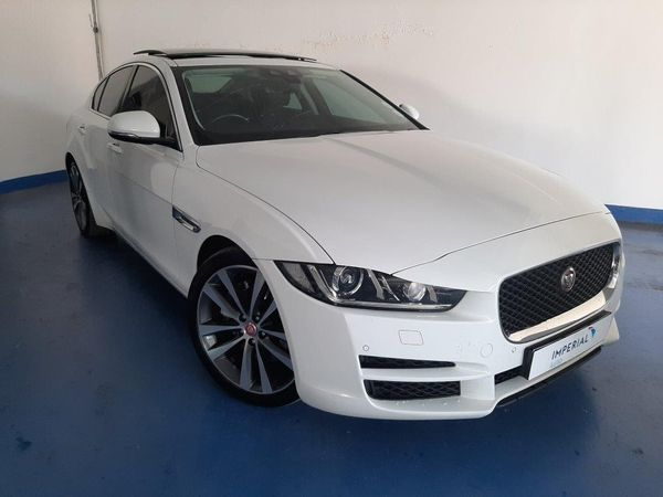 2017 Jaguar XE 2.0 Prestige Auto Free State Bloemfontein_0