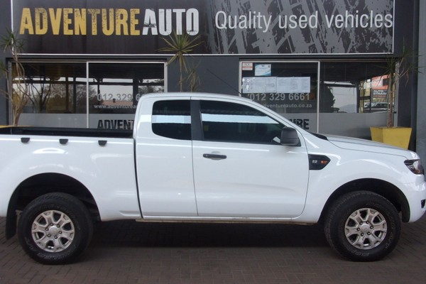 2017 Ford Ranger 2.2TDCi XL PU SUPCAB Gauteng Pretoria_0
