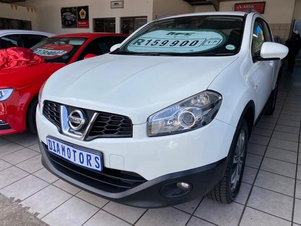 2012 Nissan Qashqai 2.0 Acenta CVT Gauteng Krugersdorp_0