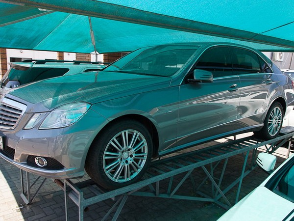 2010 Mercedes-Benz E-Class E 200 Cgi Be  Eastern Cape East London_0