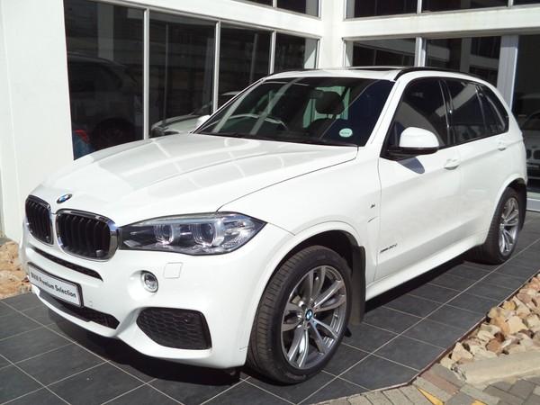 2017 BMW X5 xDRIVE30d M-Sport Auto Mpumalanga Secunda_0