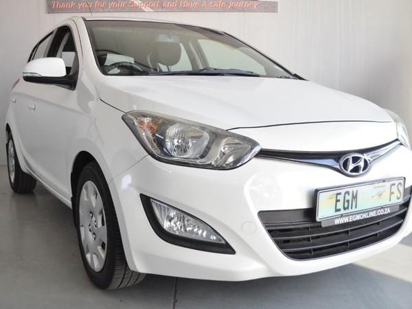 2012 Hyundai i20 1.4 Fluid  Free State Bloemfontein_0