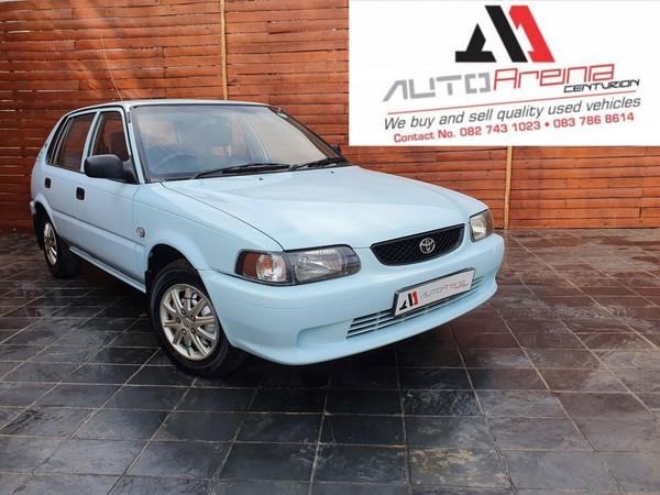 2000 Toyota Tazz 130  Gauteng Centurion_0