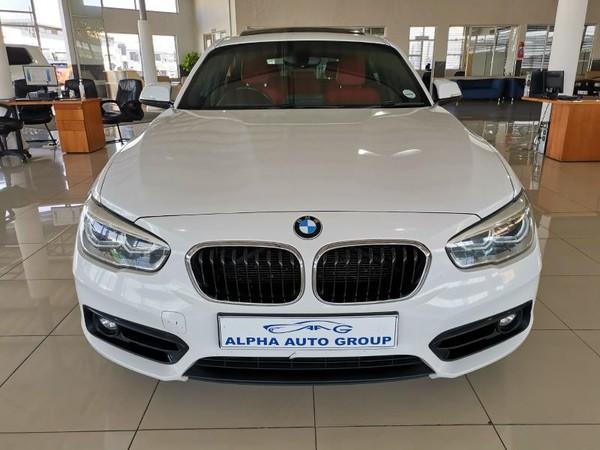 2017 BMW 1 Series 120d Sport Line 5DR Auto f20 Gauteng Boksburg_0
