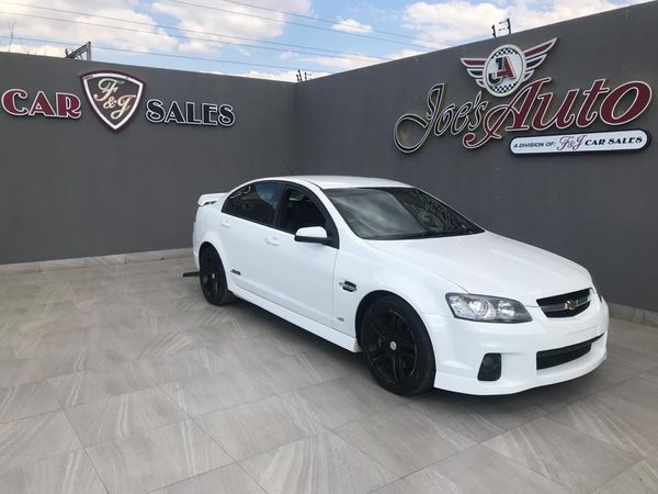 2011 Chevrolet Lumina Ss 6.0 At  Gauteng Vereeniging_0