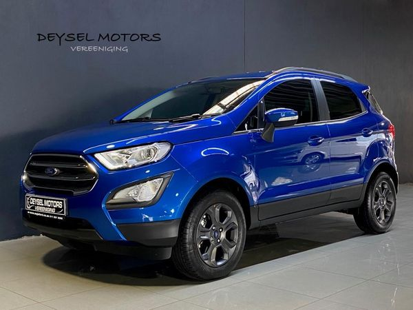 2020 Ford EcoSport 1.0 Ecoboost Trend Auto Gauteng Vereeniging_0