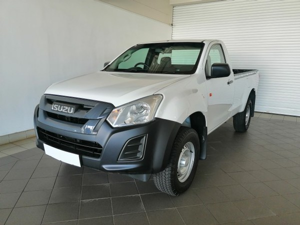 2020 Isuzu D-MAX 250C Fleetside Single Cab Bakkie Kwazulu Natal Umhlanga Rocks_0