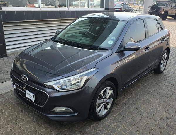 2016 Hyundai i20 1.4 Fluid Gauteng Sandton_0
