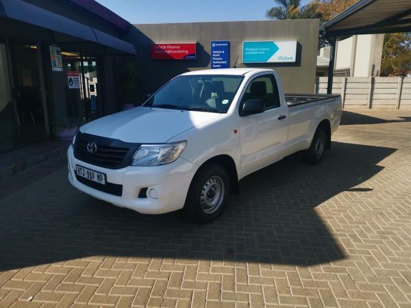 2015 Toyota Hilux 2.5 D-4d Pu Sc  Limpopo Polokwane_0