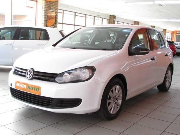 2009 Volkswagen Golf Vi 1.6i Trendline  Western Cape Cape Town_0