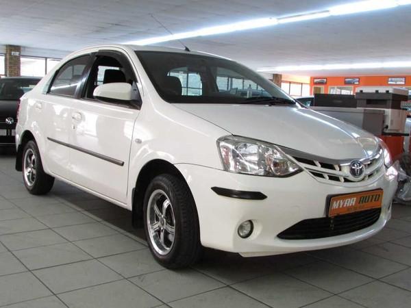 2015 Toyota Etios 1.5 Xs  Western Cape Cape Town_0