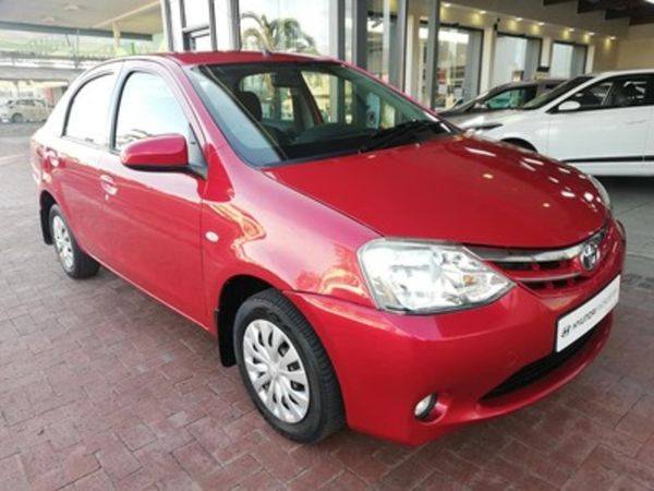 2014 Toyota Etios 1.5 Xs  Western Cape Worcester_0