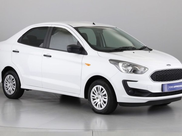 2020 Ford Figo 1.5Ti VCT Ambiente Western Cape Kuils River_0