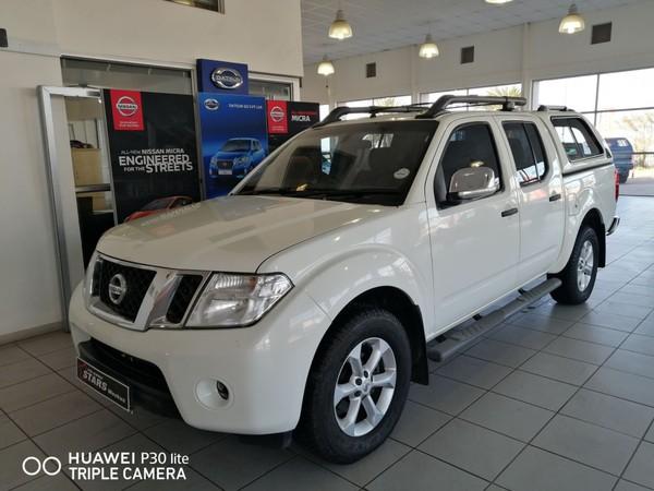 2013 Nissan Navara 2.5 Dci Le At Pu Dc  Western Cape Vredenburg_0