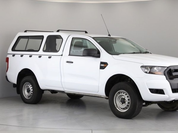 2019 Ford Ranger 2.2TDCi XL Single Cab Bakkie Western Cape Kuils River_0