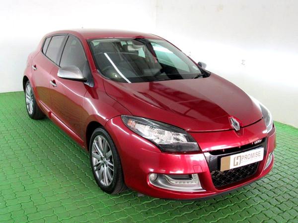 2012 Renault Megane 1.4tce Gt- Line 5dr  Mpumalanga Nelspruit_0