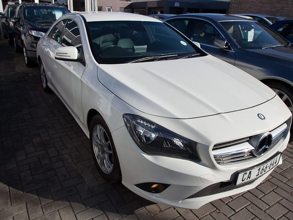 2015 Mercedes-Benz CLA-Class CLA200 Auto Eastern Cape East London_0