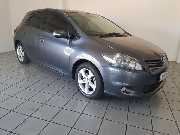 2010 Toyota Auris 1.6 Xs  Gauteng Carletonville_0