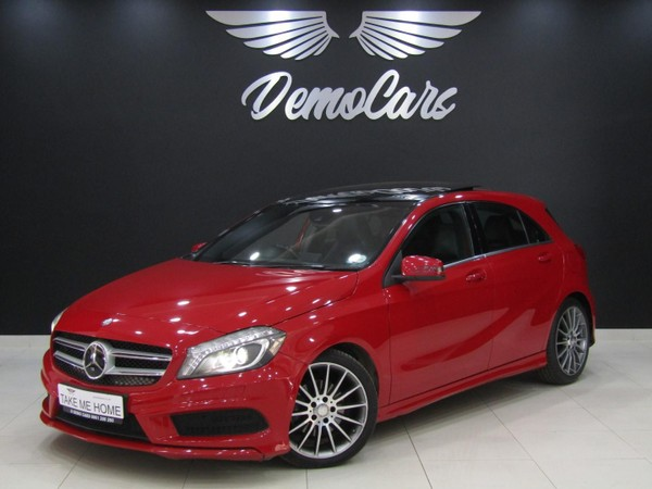 2014 Mercedes-Benz A-Class A 200 Amg Sport At  Gauteng Pretoria_0