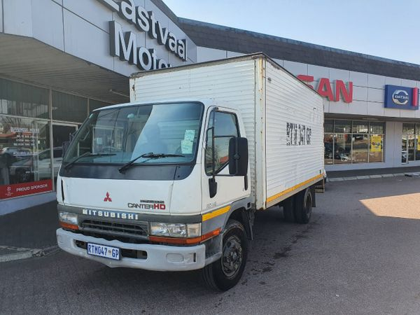 2004 Mitsubishi 2000 CANTER FE7-143 FC CC Mpumalanga Bethal_0