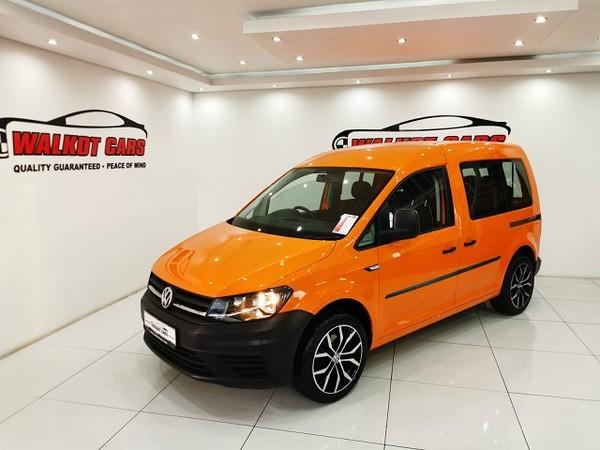 2018 Volkswagen Caddy Caddy4 Crewbus 1.6i 7-Seat Kwazulu Natal Newcastle_0