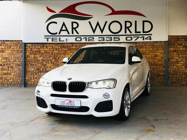 2015 BMW X4 X DRIVE 2.0 D STEPTRONIC Gauteng Pretoria_0