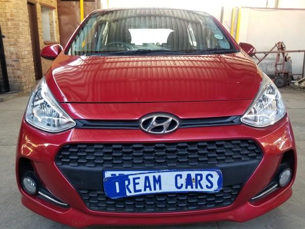 2019 Hyundai i10 1.25 Glide Gauteng Johannesburg_0