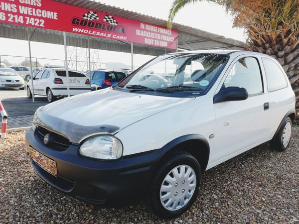 2001 Opel Corsa 140i  Western Cape_0