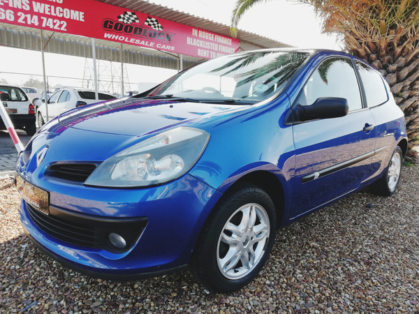 2009 Renault Clio Iii 1.6 Extreme 3dr  Western Cape_0