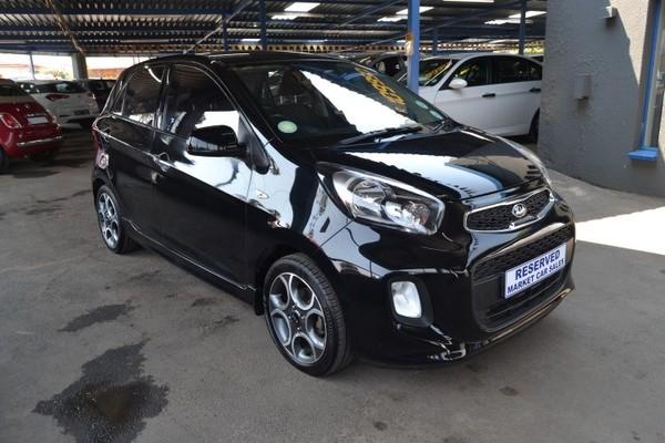 2015 Kia Picanto 1.2 Ex  Gauteng Johannesburg_0